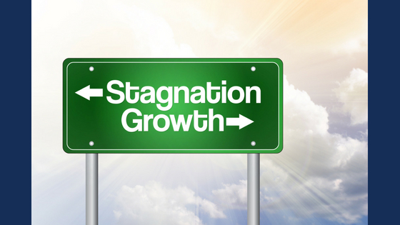 Stagnation sign